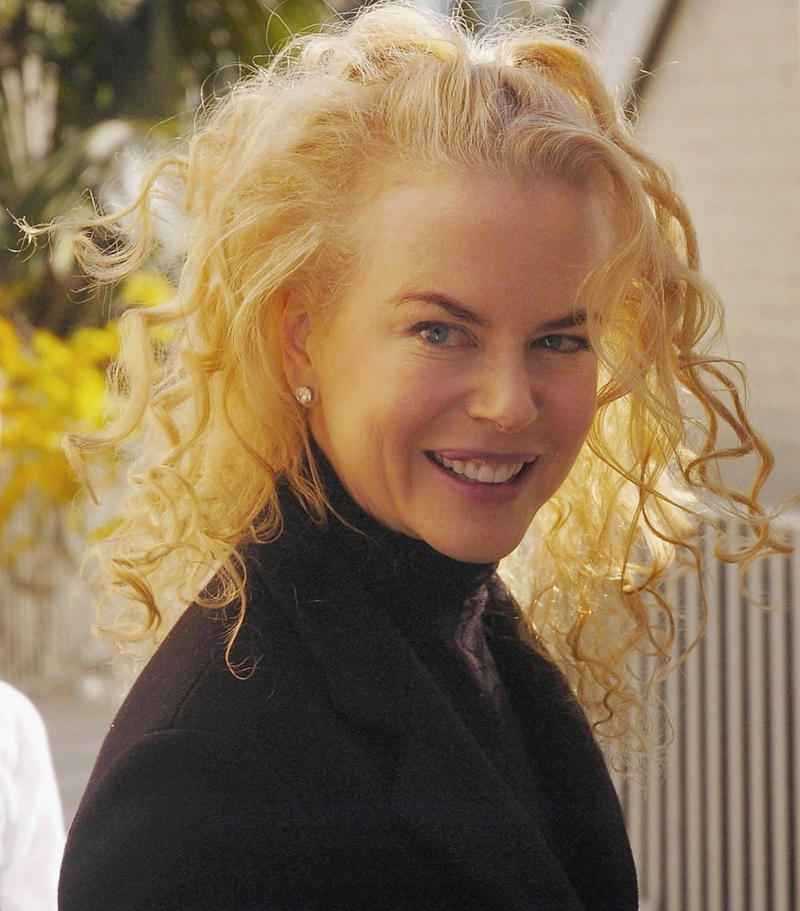 Nicole Kidman: I just feel bad for you. . .
