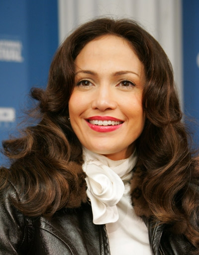 jennifer lopez hair. Jennifer Lopez has only been