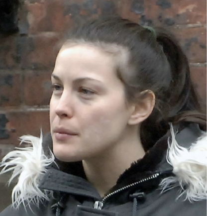 Liv Tyler: Bad Hairline